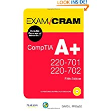 CompTIA A+ 220-701 and 220-702 Exam Cram (5th Edition)