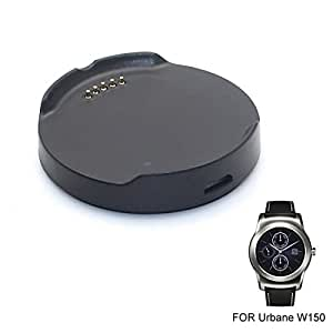 Rerii Charger Dock Cradle For LG G Watch Urbane W150 Smart Watch, [Importado de UK]