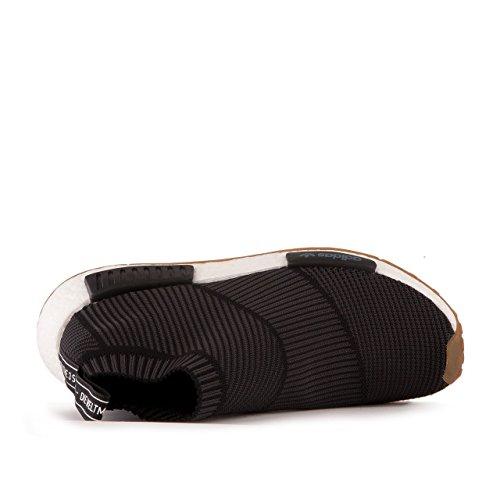 Adidas Originaler Kvinners Nmd_cs1 Pk Joggesko Kjerne Svart / Kjerne Svart / Gummi