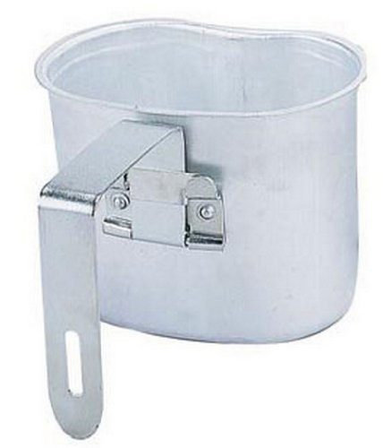 Rothco Aluminum Canteen Cup - Aluminum canteen cup