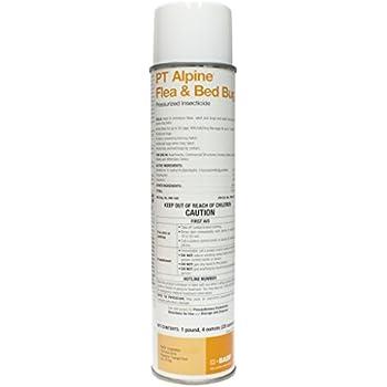 PT Alpine Flea & Bed Bug Pressurized Insecticide - 20 oz.
