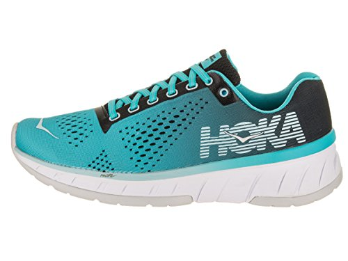 Hoka One One E CAVU Black-Bluebird Talla 41