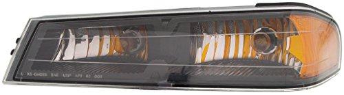 Dorman 1631210 Chevrolet / GMC Driver Side Side Marker Light Assembly