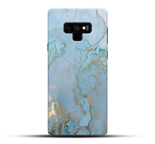 Pikkme Back Cover for Samsung Galaxy Note 9  Plastic_Blue