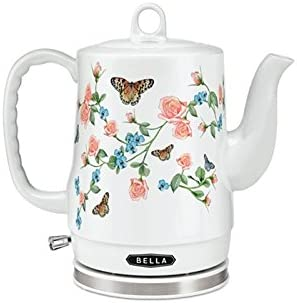 Sensio Ceramic electric Tea Kettle With Detachable Base