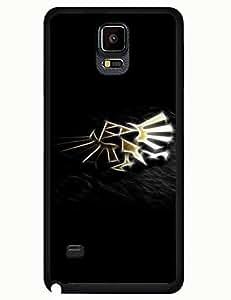 Zelda Cartoon Design Printed Samsung Galaxy Note 4 Tough Case Cover for Girls 8222776M800840086