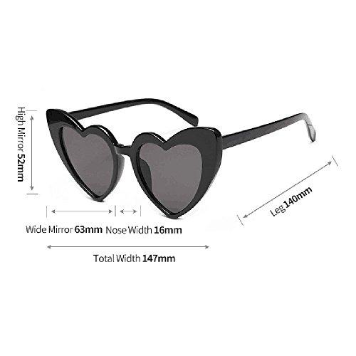Sunglasses Classiques Forme Mode Femmes Et Femme Sport Chaud Cher En De Balock Rétro Chic Pas Homme b E Lunettes Pour Coeur Soleil WqHppa