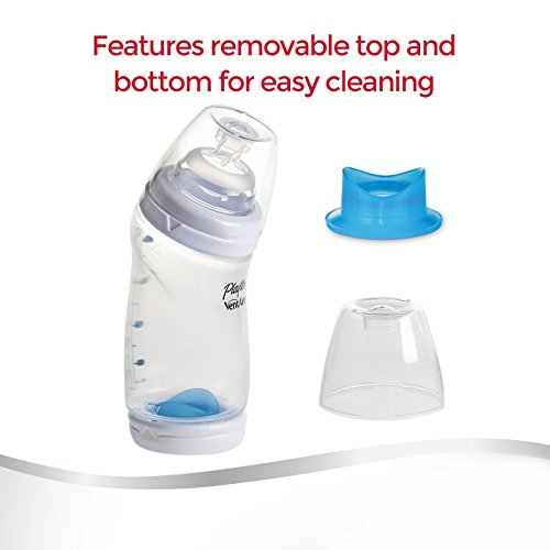 playtex baby ventaire anti colic baby bottle bpa free blue 6 ounce 3 pack buy online in. Black Bedroom Furniture Sets. Home Design Ideas