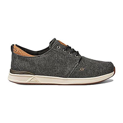 Reef Rover Low Tx, Zapatillas para Hombre Gris (Grey)