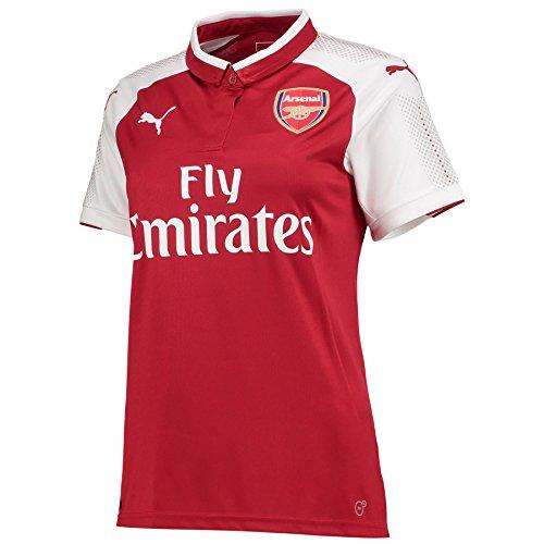 Arsenal Women's Home Shirt 2017/18