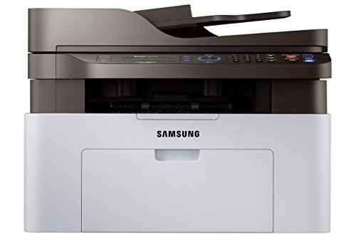 Samsung Xpress M2070FW Wireless Monochrome Laser Printer with Scan/Copy/Fax, Simple NFC + WiFi Connectivity, Amazon Dash Replenishment Enabled (SS296H) (Renewed)