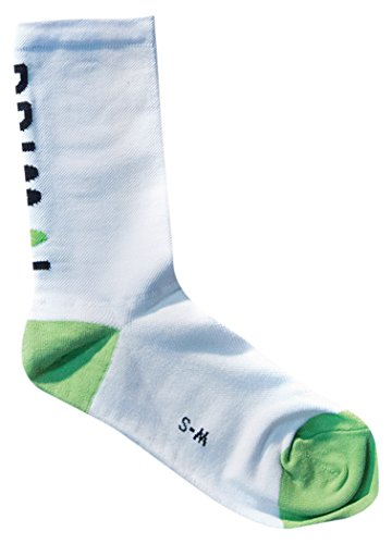 Primal Wear Icon 2015 Tall Socks, Large/X-Large, White (Primal Air Wear)