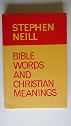 Bible Words and Christian Meanings