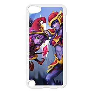 iPod Touch 5 Case White lulu League of Legends Dehah