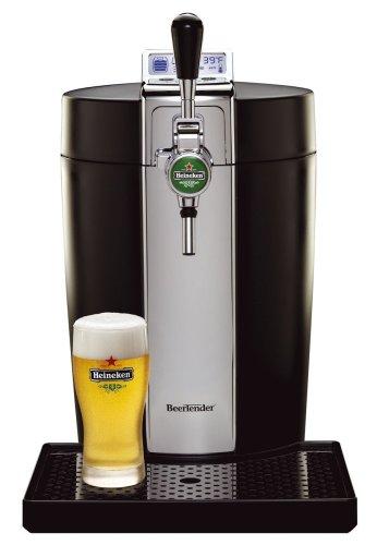 BeerTender from Heineken and Krups B95 Home Beer-Tap System ()