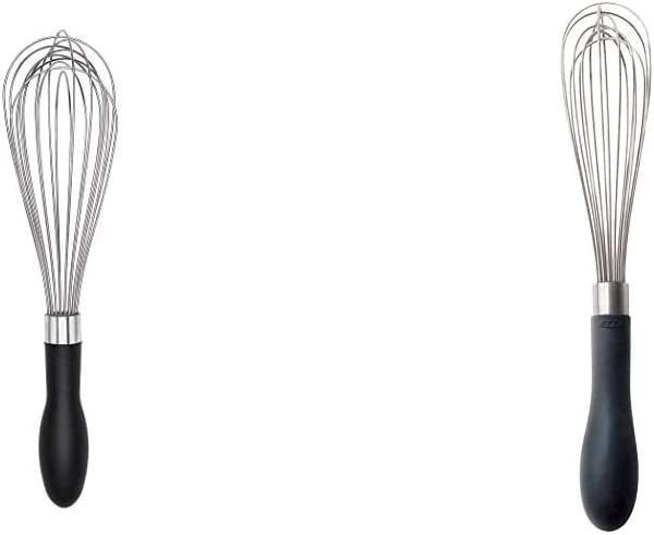 OXO Good Grips 11-Inch Better Balloon Whisk & Good Grips 9-Inch Whisk