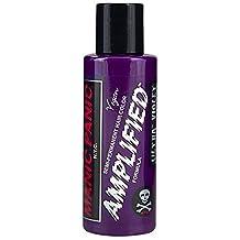 Ultra Violet Purple Amplified Manic Panic 4 Oz Hair Dye Squeeze Bottle