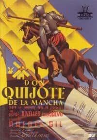 """DON QUIJOTE DE LA MANCHA : PELICULA """"PAL""""[DVD Non-USA Format, Pal Region 2 import]"""