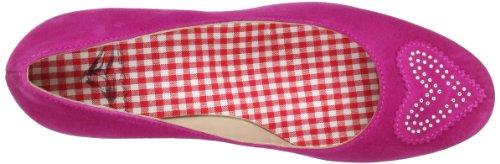Pink vestir LEA Zapatos Diavolezza para ante Rosa Fucsia de mujer 6052 de nvqRaZF