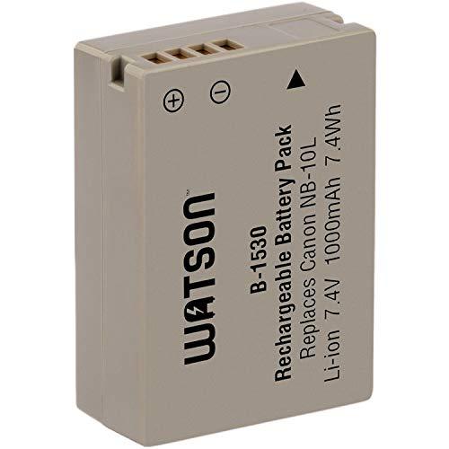 Watson NB-10L Lithium-Ion Battery Pack (7.4V, 900mAh)