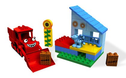 with LEGO DUPLO Bob the Builder design