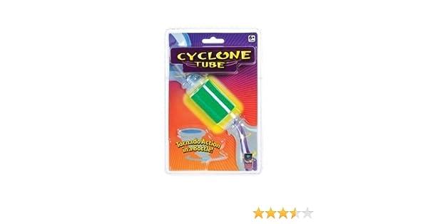 4pcs tornado vortex bottle water connector science cyclone tube experiment DSUK