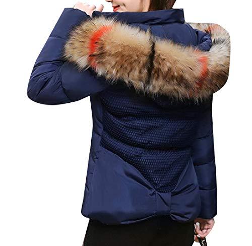 Fit EnergyWomen Plus Size Brumal Thick Coat Cotton Slim Thickened As4 Mini p4HpSnxrw