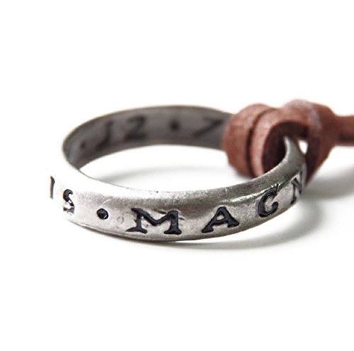 Uncharted Nathan Drake's Ring with Necklace Strap From Collector's Edition