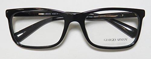 Giorgio Armani Montures de lunettes 7092 Pour Homme Black, 53mm 5017: Black