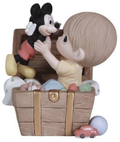 (Precious Moments I'm So Happy To Have Found You - Boy Figurine)