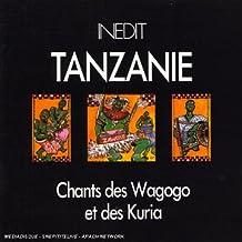 Tanzanie-Chants