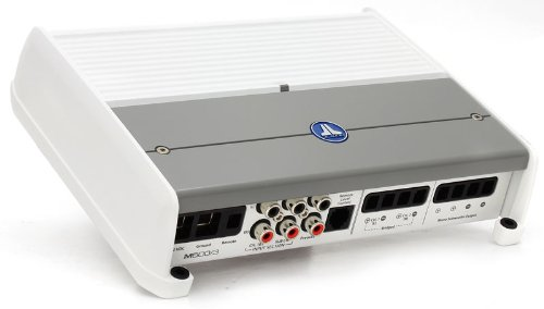 M500/3 - JL Audio 3-Channel Class D M-Series Marine Amplifier