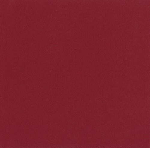 Entertaining with Caspari Paper Linen Palette Collection Dinner Napkins (12 Pack), (Cranberry Paper)