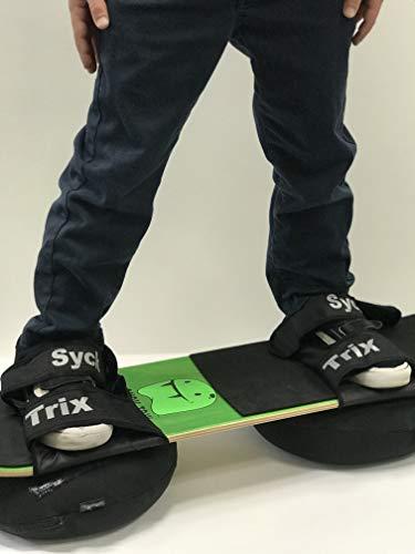 Syck Trix Balance Board (Bindings) (Custom Grom Binding)