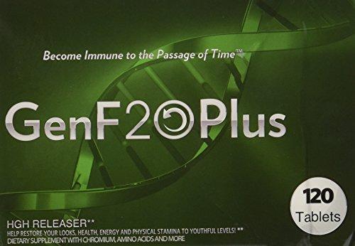 GenF20Plus - 120 tabletas