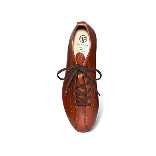 quốc phạm Tourer Tan Marron Cuir Chaussures vélo Urban Cuir, 41100110, Chaussures Taille 43
