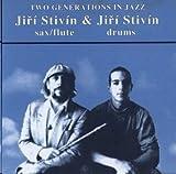 Jiri Stivin & Jiri Stivin - Two Generations in Jazz Cd(1992)