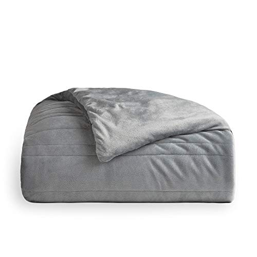 Cheap ANCHOR Weighted Blanket by MALOUF - Available in Three Weights and Two Sizes - Promotes Deep Sleep - Silky Soft Cover Black Friday & Cyber Monday 2019