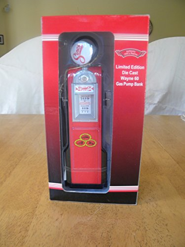 Gas Pump Bank (Limited Edition Die Cast 1940's Wayne 60 Gas Pump Bank 1:12 Scale)