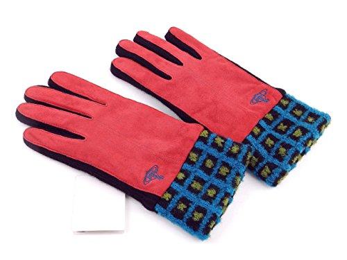 素晴らしい良い多くの先駆者夫(ヴィヴィアン?ウエストウッド) Vivienne Westwood 手袋 v0712