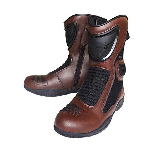 [해외]늦은 상회 ARCS (알 스) 방수 라이 딩 부츠 위 크 엔 더 브라운 25.5 cm RB500 / Late Shokai ARCS (arkes) Waterproof specifications riding Boots Week ender Brown 25.5 cm RB500