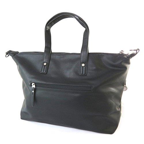 Toma De Disfrutar Mejores Precios De Venta En Línea Bag designer Lulu Castagnettenero - 46x31x16 cm. Paquete De Cuenta Atrás El Envío Libre Descuento En Línea Barato En Línea wWeXaz