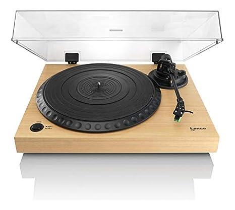 Lenco L-90 Tocadiscos con USB: Amazon.es: Instrumentos musicales