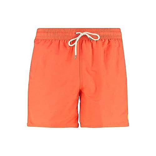 Ralph Lauren Maillot de Bain - Maillot de Bain Orange