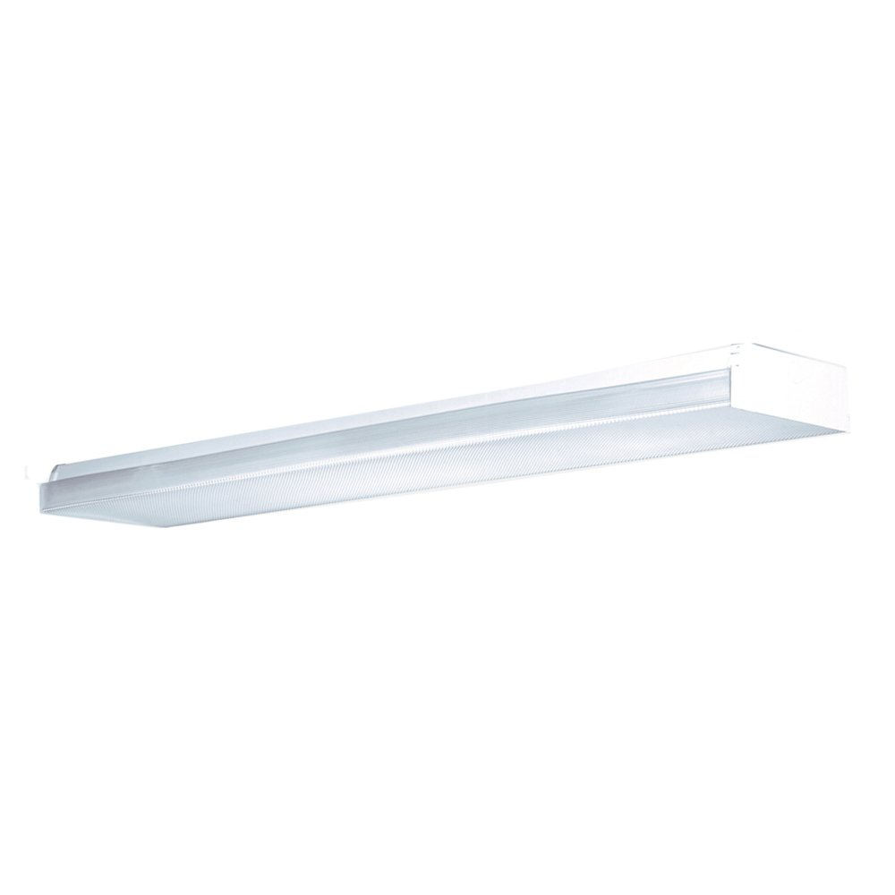 Benchpro lt96 48 fluorescent light fixture w cords and switch