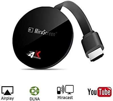 Wecast WiFi 1080P HD HDMI TV Wireless Adapter USB Dongle for Netflix//Youtube