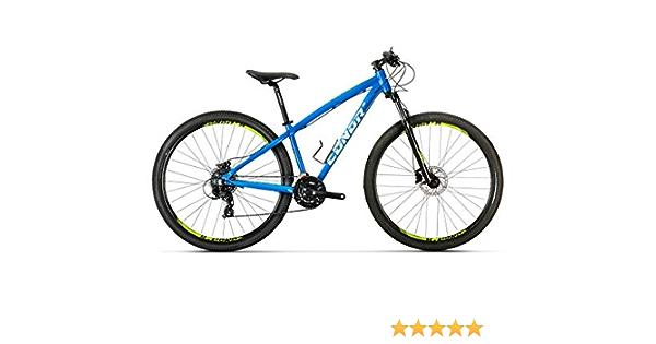 Conor Bicicleta 6700. Bicicleta de montaña con Dos Ruedas. Bici Ejercicio Adultos. Bike Ciudad. Ruedas 29 Pulgadas. 7 velocidades. (Azul SM): Amazon.es: Deportes y aire libre