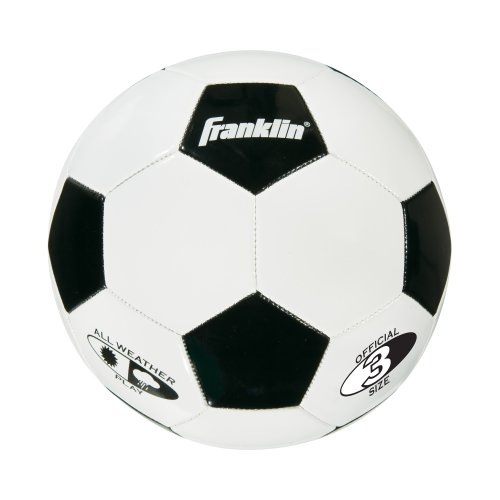 Franklin Sports Official Competition Soccer Ball