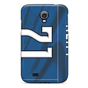 Unique Design Galaxy S4 Durable Tpu Case Cover Detroit Lions