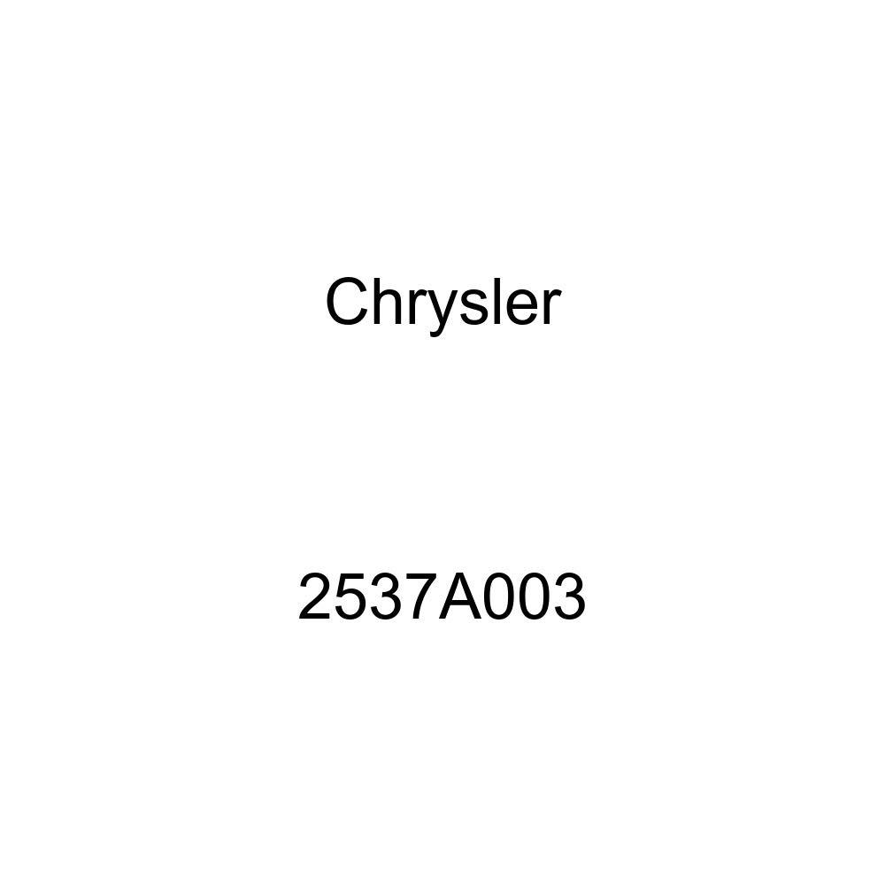 Genuine Chrysler 2537A003 Transmission Manual Output Shaft Gear